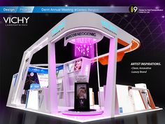 Make an impact on your next trade-show with a custom exhibit. Triadcreativegroup.com