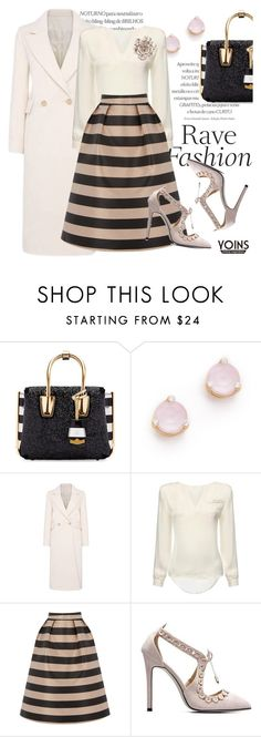 """Just classic with yoins"" by pensivepeacock ❤ liked on Polyvore featuring MCM, Kate Spade, Oasis, Alexander McQueen and MustHave"
