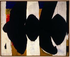 elegy to the spanish republic - robert motherwell, 1953-54