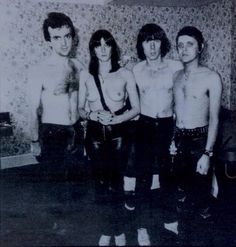 Throbbing Gristle was an English music and visual arts group that evolved from the performance art group COUM Transmissions. Established in 1975, the band is widely viewed, along with contemporaries Cabaret Voltaire, as having created the industrial music genre.