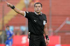 Perú vs. Paraguay: conoce los antecedentes del árbitro chileno Julio Bascuñan