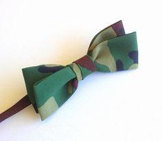 Fliegen - Fliege,Männerfliege,camouflage - ein Designerstück von sweet-magnolia bei DaWanda
