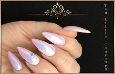 Hello dear readers, Have you ever wished for magical, enchanting iridescent colors at your finger tips? Drool-worthy, envy inspiring nails that you could spend hours, days even, staring at? Well, n…