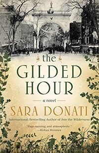The Gilded Hour by Sara Donati  Oh I did so love this book  - layered with elements that feed the story and fuel the imagination!   http://iam-indeed.com/the-gilded-hour-by-sara-donati/