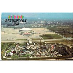 #Astroworld and Astrodome     -   http://vacationtravelogue.com Best Search Engine For Hotels-Flights Bookings   - http://wp.me/p291tj-9w