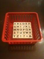 Stamp into playdough - Not stamp pad... Genius!