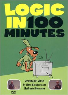 Logic in 100 Minutes Workshop DVD   Main photo (Cover)