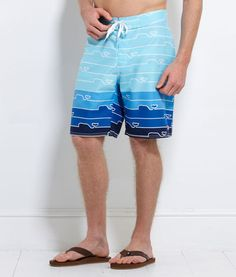 Mens Swim Trunks Micronesia Flag Weave Quick Dry Beach Board Shorts with Mesh Lining