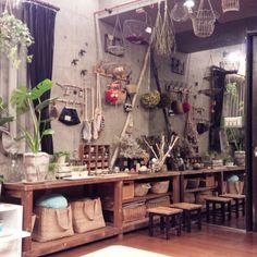 mimiccyoさんの、手作り,植物,雑貨,DIY,部屋全体,のお部屋写真