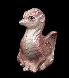 Fledgling Dragon - Shell Pink - front