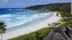 Grande Anse Beach, La Digue Island, Seychelles #beach #travel