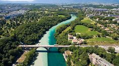 Two Rivers, Some Pictures, Earth, France, Water, Landscapes, Travel, Outdoor, Beautiful