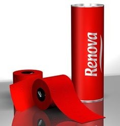 Renova Red Toilet Paper | review | Kaboodle