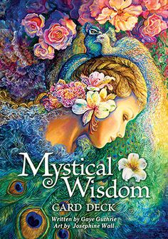 The Mystical Wisdom Card Deck from U.S. Games is now available!  Based on the popular Mystical Oracle deck from Australia, but now selling directly in America.  ($22.95 on the US Games website)