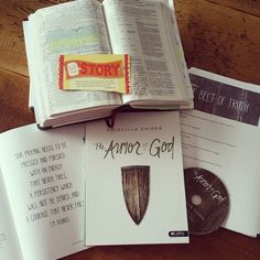 "Prayfully preparing for The Armor of God study this summer.  Invite women in your family neighbors & coworkers. We will be covering Priscilla Shirer's newest 7 week study ""Putting On the Whole Armor of God "". If you are interested or have questions message me/comment below!. It is offered Thursday evenings in the Cafe at MAC Blairsburg 6:30-8 pm and begins Thursday June 9 and ends Thursday July 21 . Cost of the study book is $18 and can be paid at the first session. Grab some friends and…"
