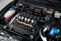 3.2 L V6 enigmę Alfa Romeo 147 GTA