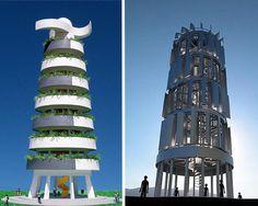 Got Vertigo? Terrifying Towers