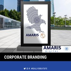 Corporatecovers all of the marketing affairs of a professional company and their association with each other. Corporate branding is how a corporation presents itself to the world, and how it presents to its own employees. All successful companies use logos, slogans, or symbols that represent their products or services. These can be in the form of promises, traditions, and identity. We do all this at Amaris Digital Solutions, contact us on +254700005455. Corporate Branding, The Marketing, Slogan, Identity, Presents, Symbols, Digital, World, Products