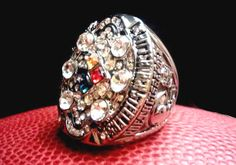 Pittsburgh Steelers 6 Time Super Bowl Champion Ring -  39.00 • Size 11 •  Solid brass 279ae8b7e