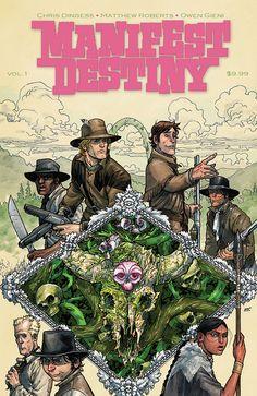 MANIFEST DESTINY #8 CHRIS DINGESS JUL 2014 SKYBOUND IMAGE NM COMIC BOOK NEW 1