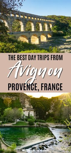 The Best Day Trips from Avignon, France | Tours from Avignon | Provence France | Luberon | Villages in Provence | Pont du Gard | Nimes | Attractions in Provence France | Things to do in Avignon | Things to do in Provence | France Travel #provence #france #travel #frenchvillages #avignon