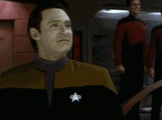 Yes! (Data, Star Trek: TNG) - Reaction GIFs