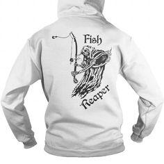 Cool Fish Reaper Shirts & Tees