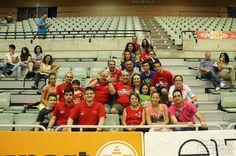 Grada Palacio de los Deportes  #ElPozo Murcia Ginés Rubio @grl48