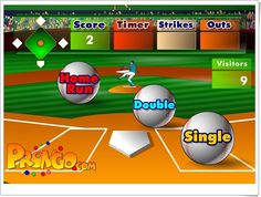 """Baseball multiply"" (Cálculo mental con la multiplicación) Scores, Mental Calculation, Maths Area, Interactive Activities, Teaching Resources, Learning"