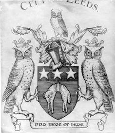 Leeds Coat of Arms