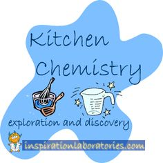 Have some fun with kitchen chemistry for kids! It's all about exploration and discovery. Chemistry For Kids, Kitchen Chemistry, Kitchen Science, Science Chemistry, Preschool Science, Food Science, Science Classroom, Teaching Science, Science For Kids