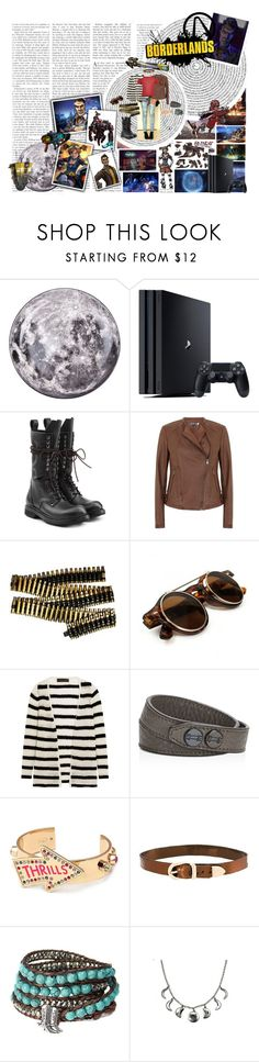 """""""Handsome Jack vs. Gaige the Mechromancer"""" by pie-epic ❤ liked on Polyvore featuring Seletti, Rick Owens, Mint Velvet, The Elder Statesman, Uri Minkoff, Maria Francesca Pepe, Manokhi, Aroma, Edition and RIFLE"""