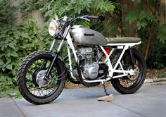 Kawasaki KZ400 - Barreto Moto - The Bike Shed