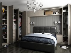Bespoke made to measure bedrooms