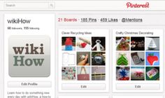 Step by step - how to set up your Boards and use Pinterest. wikihow.com