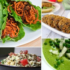 YUMMMM... 20 Vegan Lunches You Can Take to Work. These look delicious, I bet Vegans and Non-Vegans alike will love these!