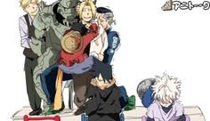 I Love Anime, Me Me Me Anime, Anime Guys, Anime Crossover, Manga, All Anime Characters, Kevedd, Anime Zodiac, Cartoon Crossovers