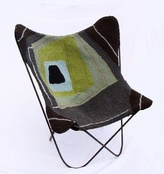 blueberrymodern:  butterfly chair