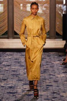 Gabriela Hearst Spring 2018 Ready-to-Wear Collection Photos - Vogue