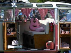 Pink VW Camper please please please