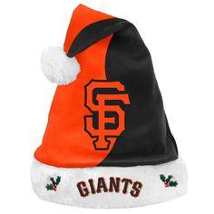4615f50690555 MLB San Francisco Giants Santa Hat