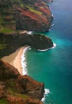 Kauai, Hawaii .