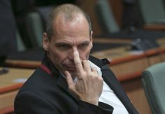 Greek Finance Minister Yanis Varoufakis (Reuters/Yves Herman) Greece and Europe have agreed to a compromise-for now.