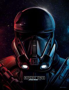 Death trooper Rogue One: A Star Wars Story Images Star Wars, Star Wars Pictures, Starwars, Chewbacca, Rogue One Poster, Star Wars Wallpaper, Star Wars Fan Art, Star Wars Poster, Luke Skywalker