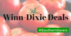 See all the deals and the Winn-Dixie weekly ad and unadvertised deals all in one place.