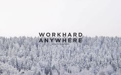 Snowy Forest - Work Hard Anywhere | WHA — Laptop-friendly cafes and spaces. (Wifi, outlets, seating, and more)