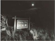 Bob Kolbrener Photography Rising Sun, Montana, 2010 by Bob Kolbrener (Gelatin Silver Print)