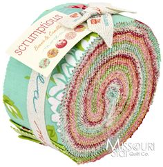 Scrumptious Jelly Roll from Missouri Star Quilt Co