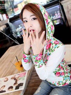 #cute #girls #fashion #seller #onlineshop #instadaily #storenvy #vanitytreasures #instagood #seller #floral #flower #hoodie #jacket