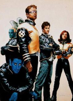 X-Men by John Watson